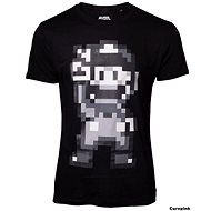 16-bit Mario Peace - tričko M - Tričko