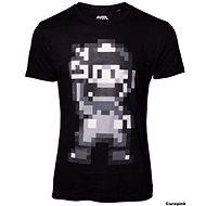 16-bit Mario Peace - Tričko