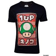 1-UP Mushroom - tričko M - Tričko
