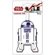 Star Wars R2-D2 - jmenovka na zavazadlo