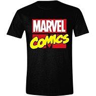Marvel Classic Logo - Tričko