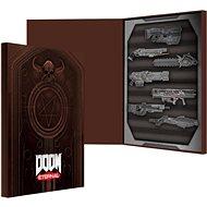 Doom Pin Badge Set - odznak
