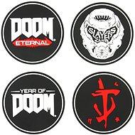 Doom - podtácky - Podložka
