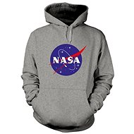 NASA Logo Grey - Sweatshirt - Sweatshirt