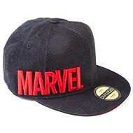 Marvel Logo - kšiltovka