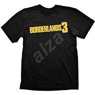 Borderlands 3 - tričko S