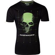 Tom Clancys Ghost Recon: Skull - tričko M - Tričko