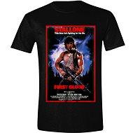 Rambo: First Blood - tričko - Tričko