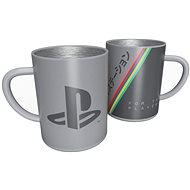 PlayStation 4 Steel Mug - hrnek - Hrnek