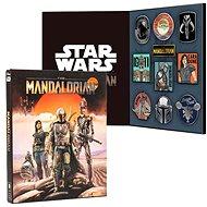 Star Wars: The Mandalorian Pin Set - odznaky - Dárková sada