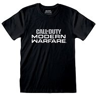 Call of Duty: Modern Warfare - logo - tričko - Tričko