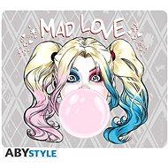 Batman: Harley Quinn - Mad Love - Podložka pod myš - Podložka pod myš a klávesnici
