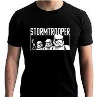 Star Wars: Stormtrooper - tričko L - Tričko