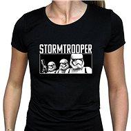 Star Wars: Stormtrooper - dámské tričko XL - Tričko