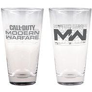 Call of Duty: Modern Warfare - Logo - glass - Mug