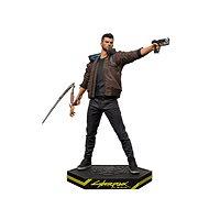 Cyberpunk 2077 - V Male Statue - figurka - Figurka