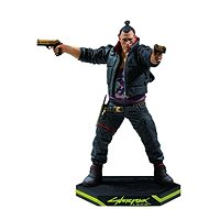 Cyberpunk 2077 - Jackie Welles Statue - figurka