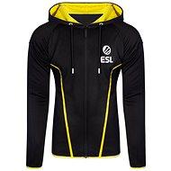 ESL - Teq Zipper Hoodie - M - Sweatshirt