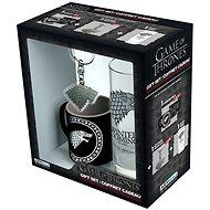 Game of Thrones - Stark - mini mug, glass, pendant