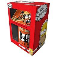 The Simpsons - Duff Beer - dárkový set - Dárková sada
