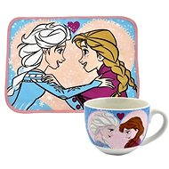 Frozen Ceramic Mug with Pad - Gift Set