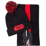 Star Wars - dárkový set zimní čepice a šála