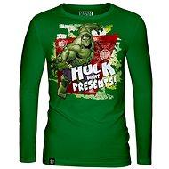 Marvel X-mas Hulk - mikina M - Mikina