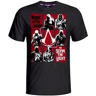 Assassin's Creed Legacy - tričko XL - Tričko