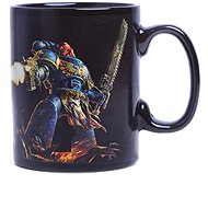 Warhammer 40K Heat Changing Mug - hrnek proměňovací