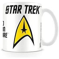 Star Trek - To Boldly Go - hrnek - Hrnek