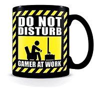 Gamer at Work - hrnek