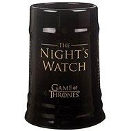 Game Of Thrones - Nights Watch - korbel černý