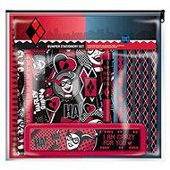Harley Quinn - školní pomůcky set - Školní set
