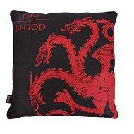 Game of Thrones - Targaryen - polštář - Polštář