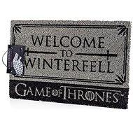 Rohožka Game of Thrones - Welcome to Winterfell - rohožka