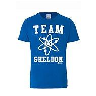 Big Bang Theory - Team Sheldon - tričko - Tričko