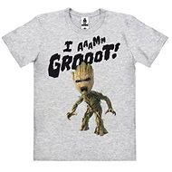 Guardians of the Galaxy - I aaaamm Groot - tričko