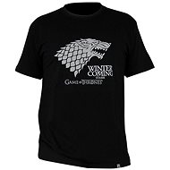 Tričko Game of Thrones - Winter is Coming - tričko M
