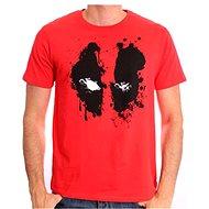 Tričko Deadpool - Splash Head - tričko XL