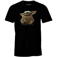 Star Wars Mandalorian - Baby Yoda - tričko - Tričko