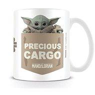 Hrnek Star Wars Mandalorian - Precious Cargo - hrnek
