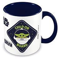 Star Wars Mandalorian - Child on Board - hrnek