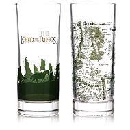 Sklenička The Lord of the Rings - set 2 sklenic