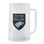 Game of Thrones - Winter is Coming - ochlazovací korbel - Sklenice na studené nápoje
