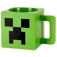 Minecraft - Creeper Face - 3D hrnek