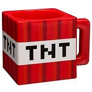 Minecraft - TNT - 3D hrnek