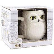 Hrnek Harry Potter Hedwig - 3D hrnek