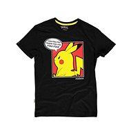 Pokémon Pikachu - Pika Pop - tričko XL - Tričko