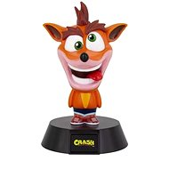 Crash Bandicoot - Crash - svítící figurka