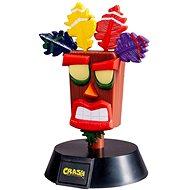 Crash Bandicoot - Aku Aku - svítící figurka
